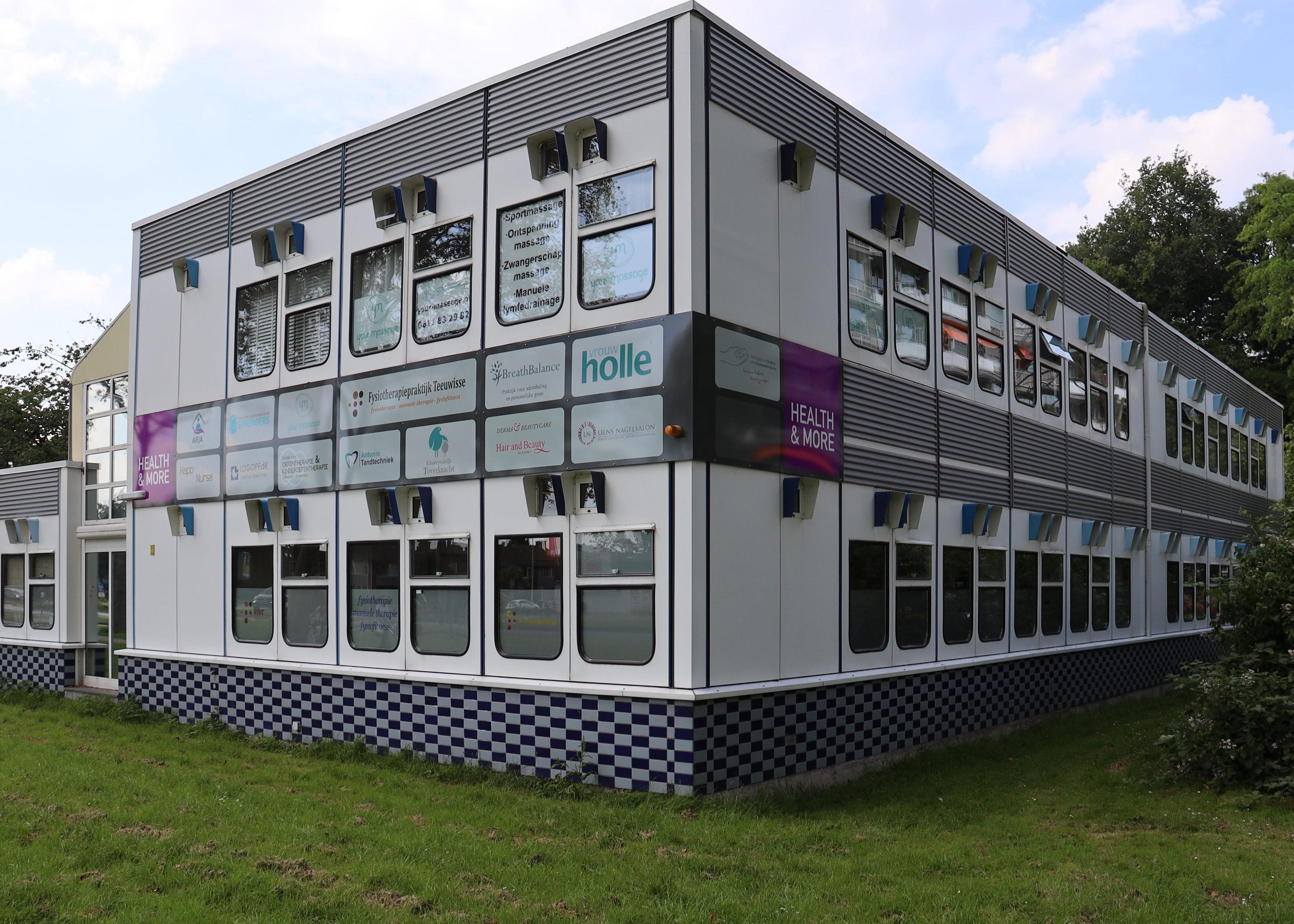 Fysiotherapiepraktijk Teeuwisse Rotterdam